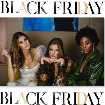 🖤 BLACKFRIDAY 🖤 c'est maintenant ! -35% de remise immédiate avec le code BFRIDAY. Valable sur tout le site internet.   Bon shopping 🛍