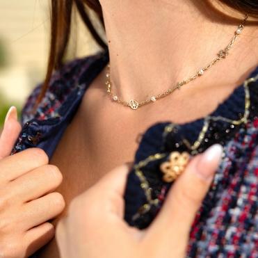 Fin et élégant se collier s'adapte à toutes vos tenue! Disponible en deux coloris... Rendez vous sur notre site www.peaceismyreligion.com dans les nouveautés 🤗 #pimr #goldplated #peaceismyreligion